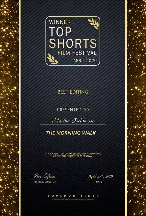 Top Shorts Film Festival